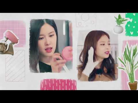 BLACKPINK HOUSE THEME SONG [ENG SUB]