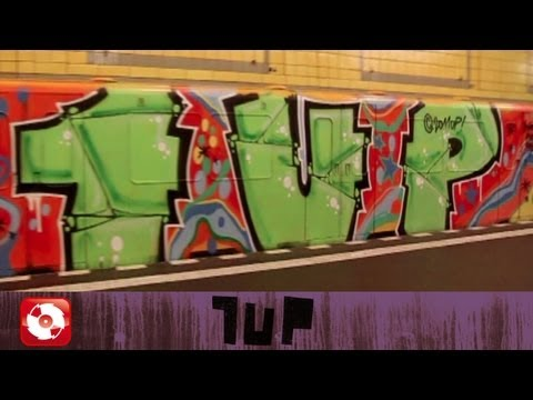 1UP - PART 46 - BERLIN - TRAIN ACTIONS FEAT. TCF,PRC,GHS (OFFICIAL HD VERSION AGGRO TV)