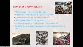 Greco-Persian Wars Part 2