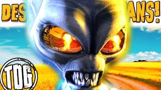 DESTROY ALL HUMANS But the Game Breaks Constantly...