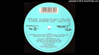 The Age Of Love~The Age Of Love [Jam & Spoon
