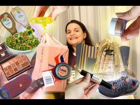 Comprinhas No Duty Free Argentina E No Paraguai (Shopping China E SA Shop)