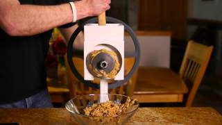 Peanut Butter Plus Accessory for Country Living Grain Mill