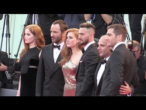 Jake Gyllenhaal, director Tom Ford, Amy Adams and more attend the Premiere of Nocturnal Animals