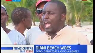 Best beach in Africa, Diani, faces myriad of challenges
