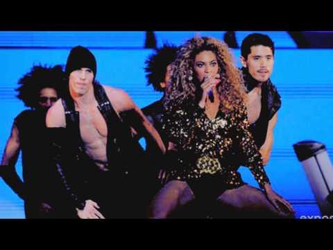 Beyonce - Telephone live at Glastonbury
