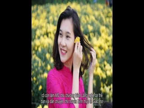 Tiểu sử BTV Khánh Trang | Thông tin về BTV Khánh Trang