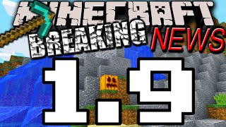 Minecraft 1.9 News: Update Underway! 1.8.1 Snapshot Coming, Mod API, Mystery Features, Bug Fixes