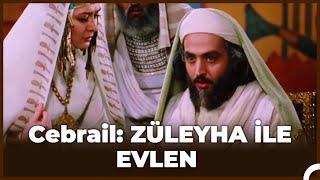 Hz Yusuf'a Gelen Vahiy! ZÜLEYHA ile EVLEN! - Hz yusuf 39. bölüm