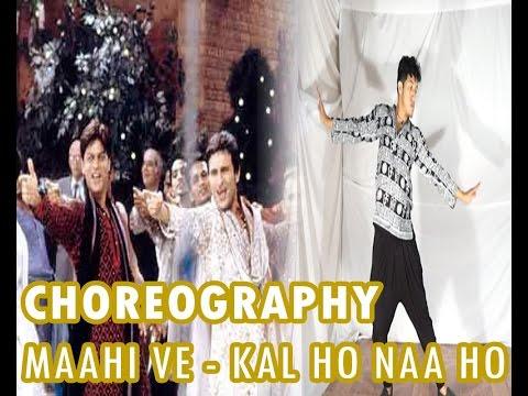 Coreografia Maahi Ve - Kal Ho Naa ho  - by RUbenDanAc