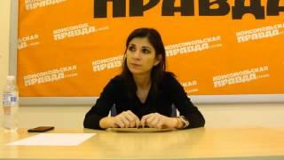 продюсер Нателла Крапивина (часть 1)(На вопросы читателей
