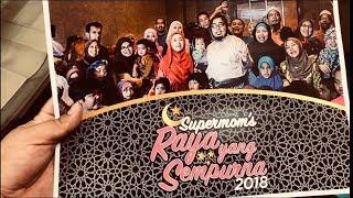 Raya Yang Sempurna - Awie (Cover by Supermom Shaklee)