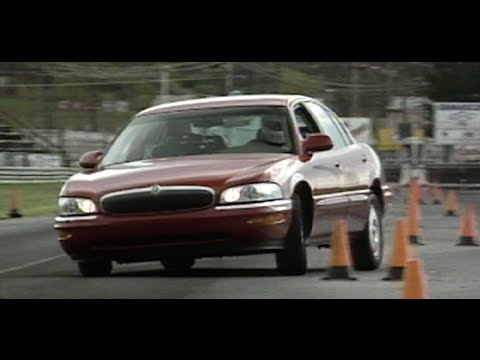 MotorWeek | Retro Review: 1997 Buick Park Avenue Ultra