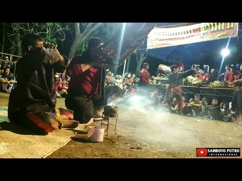 SAMBOYO PUTRO - CINTA TERLARANG Voc Wulan Live NGABLAK BANYAKAN