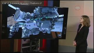Briefing: International Space Station U.S. EVA 47