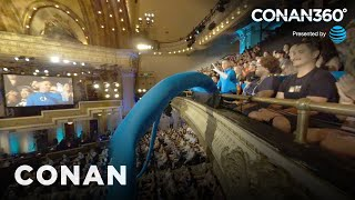 CONAN360° Watch Mister Fantastic Man-Spread From Every Angle