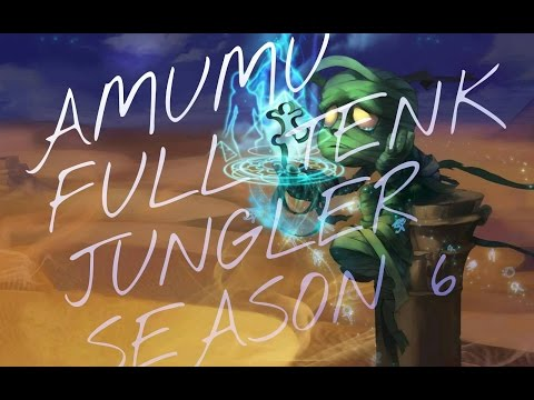 Panic Ml - Amumu Full Tenk Jungler Season 6  (Amumu Guide) Ep.11