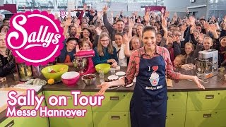 Messe Infa  Hannover/ Cakeworld  / Sally on Tour