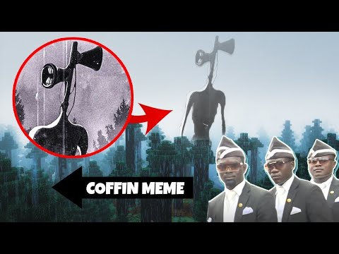 Siren Head Coffin Dance in Minecraft thumbnail