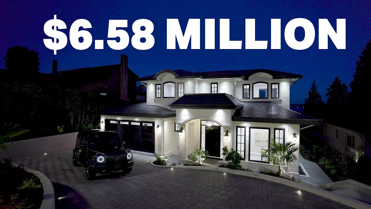 Sensational World Class home in the heart of West Vancouver | $6.58 Million