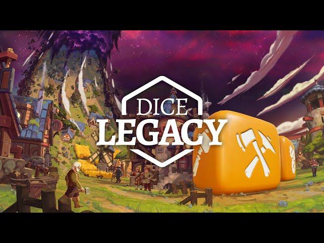Dice Legacy 🎲 Würfel Strategie 🎲 Angezockt | Review 🔨 Gameplay Deutsch