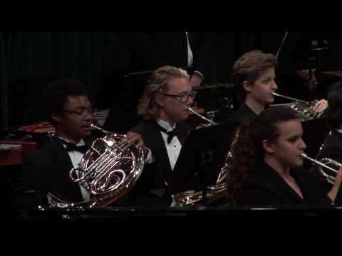 UNT University Band: Jim Bonney  Threnody 2006
