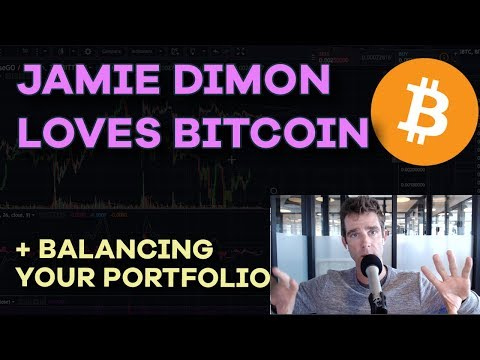 Jamie Dimon Loves Bitcoin - ETH Moving Up, ETC, Token Exchanges, Preparing For A BTC Run - Ep120