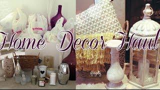 Repeat youtube video Home Decor Haul (TJ Maxx & Target)   Charmaine Manansala
