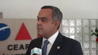 Dr. Marcelo Mota presidente da OAB-CE fala do projeto OAB itinerante