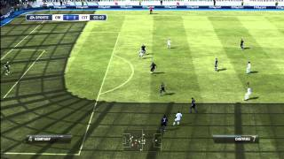 Fifa 12 - Démo Xbox 360 - Olympique de Marseille vs Manchester City - Gameplay HD