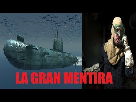 Submarino ARA San Juan Argentina: Los Medios Vuelven a Mentir, Las llamadas Eran FAKE NEWS