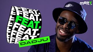 Dadju : un feat avec JuL ? Il évoque ses feats avec Chris Brown, Ninho, Koba, Gims, Burna Boy...