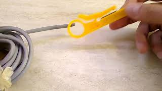 Network Cable Stripping Tool