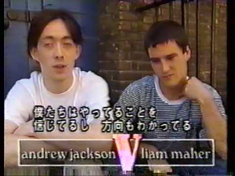 Flowered Up Phobia interview 1991