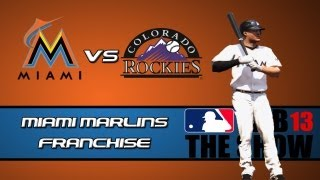MLB 13 The Show Franchise Mode: Miami Marlins - 2014 Trade Deadline [Y2G99 EP16]