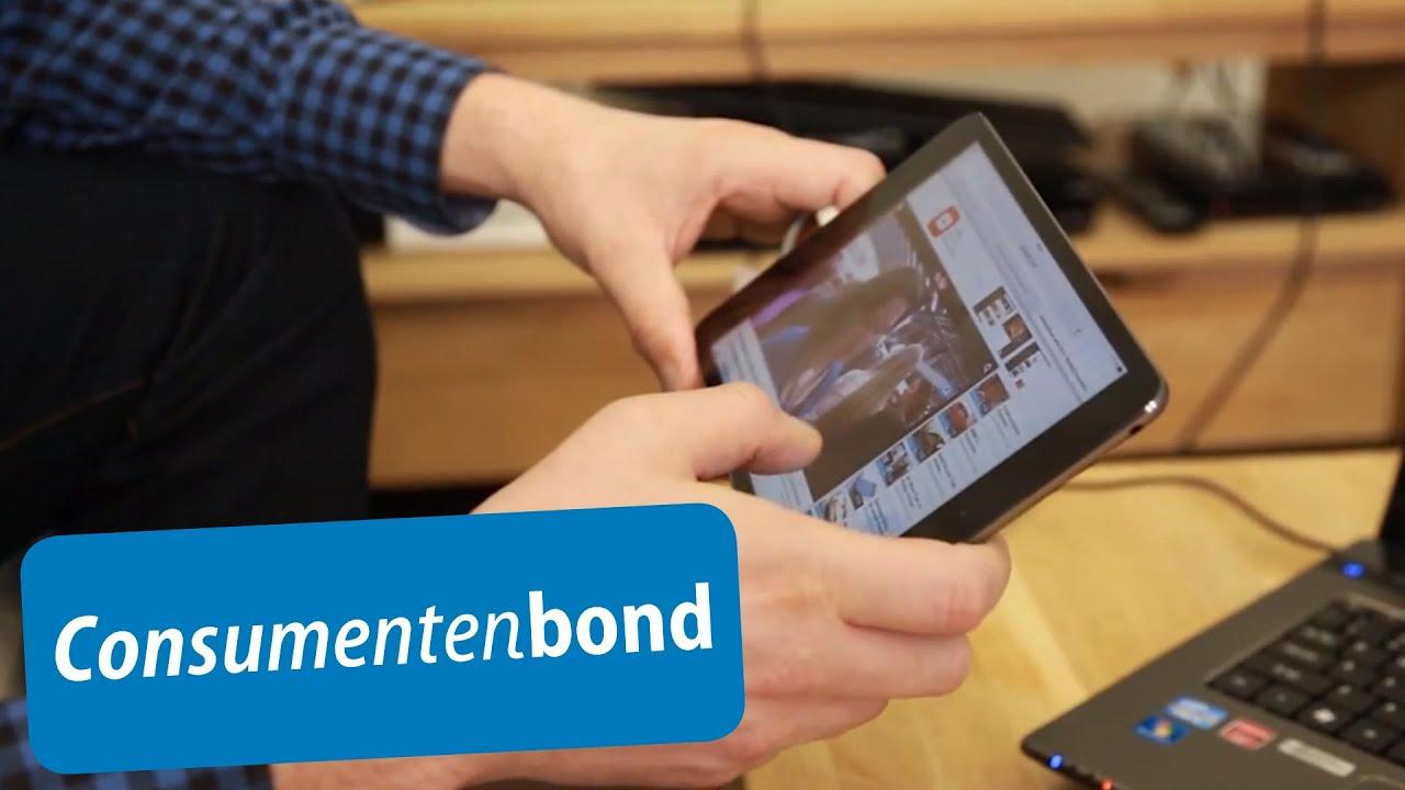 Laptop Of Tablet Via Hdmi Met Tv Verbinden How To Consumentenbond