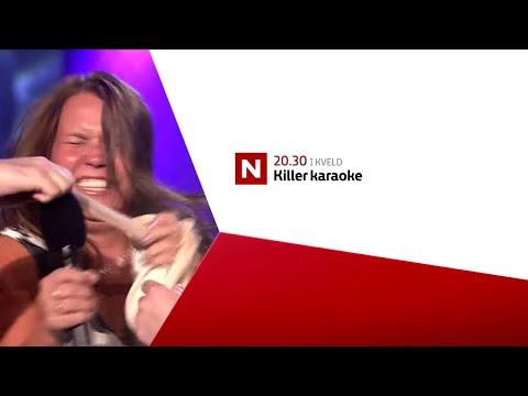 Killer Karaoke i kveld på TVNorge