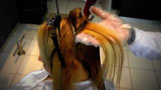 Brazilian Keratin Hair Straightening