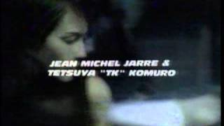 "JEAN MICHEL JARRE & TETSUYA ""TK"" KOMURO(後の「VIZITORS」)が1998年..."
