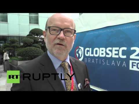Slovakia: European security on the agenda of 11th GLOBSEC forum in Bratislava