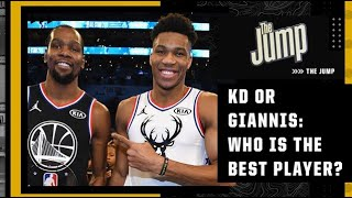KD or Giannis: Who is the best player in the league?