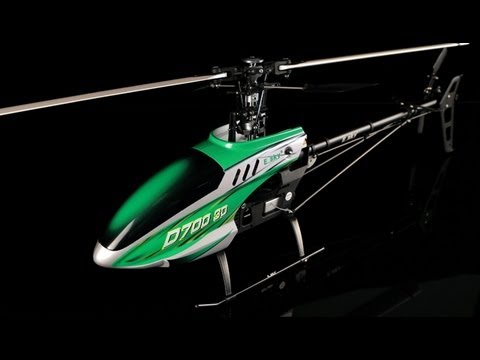New ESKY D700 3D 6ch Helicopter First look