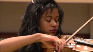 Hannah White with the Sphinx Symphony Orchestra - Mozart, Concerto No. 5 in A Major