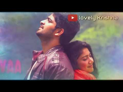 Diya | Konjaali | Song | lyrical | sai...