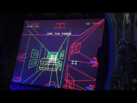 Arcade1Up Star Wars game play with GRS yoke (Waves 5 to 14) from phillychick