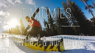 Tahomies at Heavenly & Northstar - GoPro Hero4