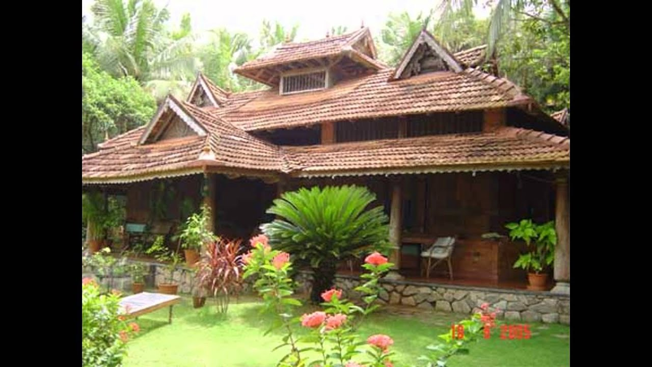 Kerala Traditional Homes Youtube