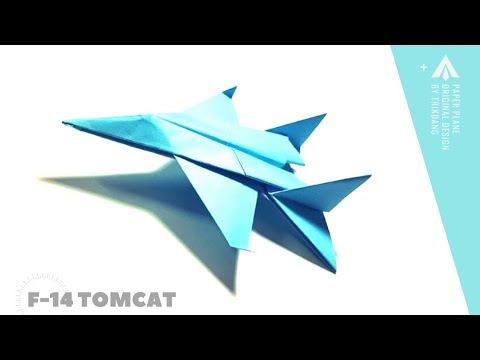 how to make a paper jet