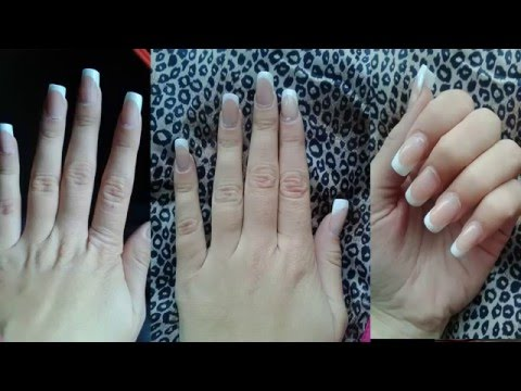 Как восстановить ногти после наращивания