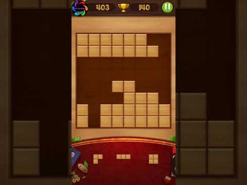 Ep-001 Wood Block Puzzle - Android Game - Simple and Excellent Game